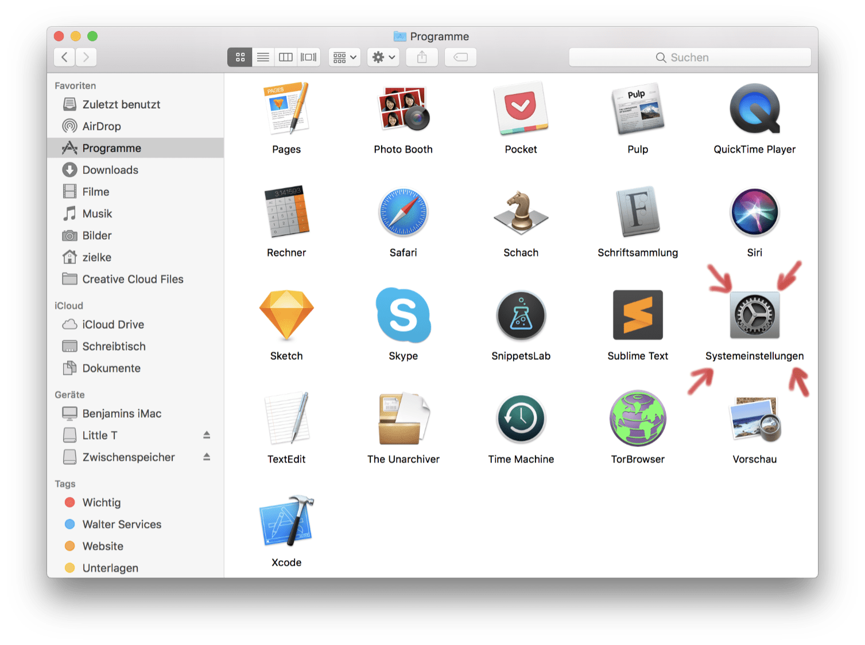 macOS: DNS Server ändern – Tekkie